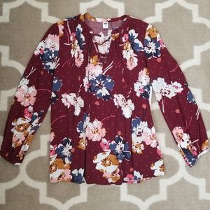 NWT Old Navy Womens Blouse Size XS